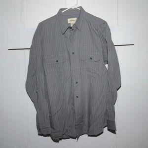 Eddie bauer mens shirt size L J82